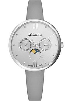 Швейцарские наручные  женские часы Adriatica 3732.5283QF. Коллекция Multifunction
