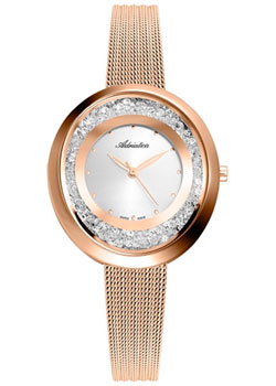 Швейцарские наручные  женские часы Adriatica 3771.9143QZ. Коллекция Freestyle