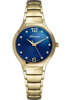 Швейцарские наручные  женские часы Adriatica 3798.1175Q. Коллекция Bracelet