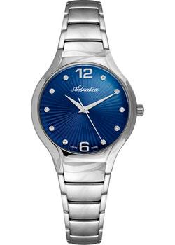 Швейцарские наручные  женские часы Adriatica 3798.5175Q. Коллекция Bracelet