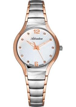 Швейцарские наручные  женские часы Adriatica 3798.R173Q. Коллекция Ladies