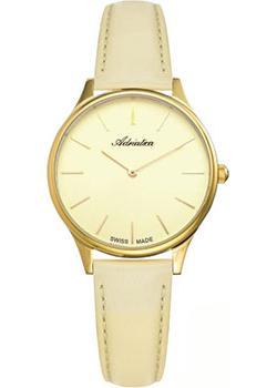 Швейцарские наручные  женские часы Adriatica 3799.1211Q. Коллекция Ladies