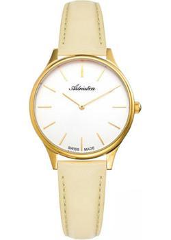 Швейцарские наручные  женские часы Adriatica 3799.1213Q. Коллекция Ladies