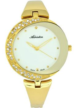 Швейцарские наручные  женские часы Adriatica 3800.1143QZ. Коллекция Zirconia