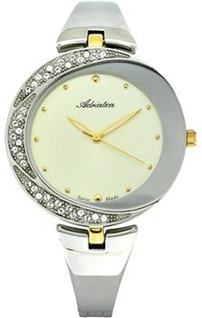 Швейцарские наручные  женские часы Adriatica 3800.2141QZ. Коллекция Zirconia