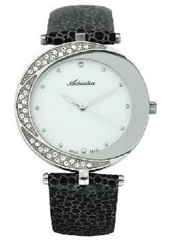 Швейцарские наручные  женские часы Adriatica 3800.5243QZ. Коллекция Zirconia