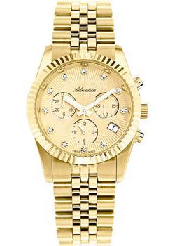 Швейцарские наручные женские часы Adriatica 3809.1141CH. Коллекция Chronograph