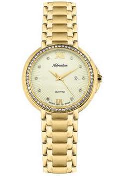 Швейцарские наручные  женские часы Adriatica 3812.1181QZ. Коллекция Zirconia