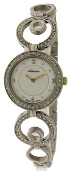 Швейцарские наручные женские часы Adriatica 4512.6173QZ. Коллекция Titanium