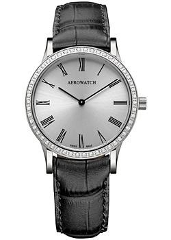 Швейцарские наручные  женские часы Aerowatch 47950-AA02-DIA. Коллекция Les Grandes Classiques