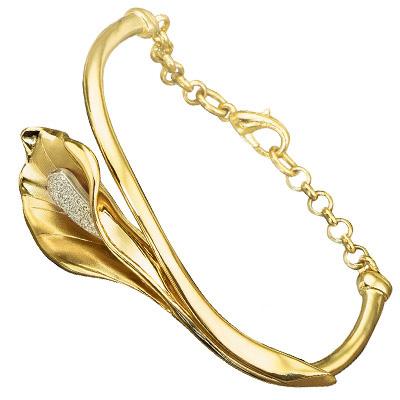 Браслет из желтого золота, JO 00.048.15MN, Желтое золото, 585...