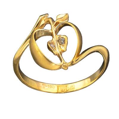 Золотое кольцо K-11013