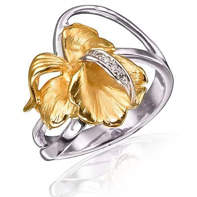 Золотое кольцо  K-14026