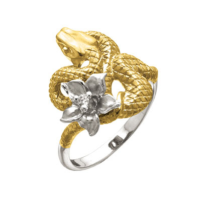 Золотое кольцо  K-24053