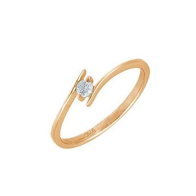 Золотое кольцо A11032605