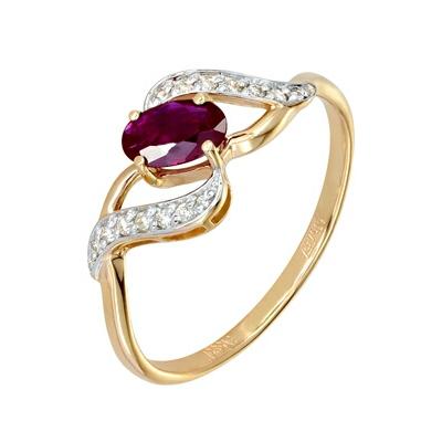 Золотое кольцо A11234458