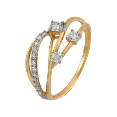 Золотое кольцо A1200201596