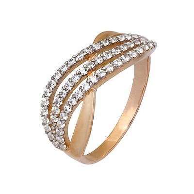 Купить Кольца Золотое кольцо  A1200202445L  Золотое кольцо  A1200202445L
