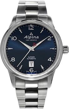 Швейцарские наручные  мужские часы Alpina AL-525N4E6B. Коллекция Alpiner от Bestwatch.ru