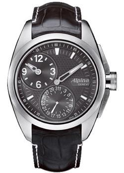 Швейцарские наручные мужские часы Alpina AL-950B4RC6. Коллекция Club