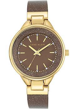 fashion наручные  женские часы Anne Klein 1408BNBN. Коллекция Crystal