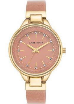 fashion наручные  женские часы Anne Klein 1408LPLP. Коллекция Crystal