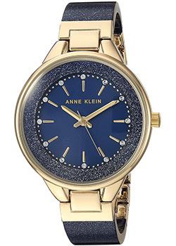 fashion наручные  женские часы Anne Klein 1408NVNV. Коллекция Crystal