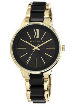 fashion наручные  женские часы Anne Klein 1412BKGB. Коллекция Big Bang