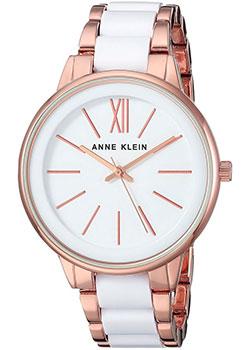 fashion наручные  женские часы Anne Klein 1412WTRG. Коллекция Plastic