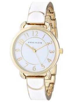 fashion наручные  женские часы Anne Klein 1606WTGB. Коллекция Daily