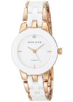 fashion наручные  женские часы Anne Klein 1610WTRG. Коллекция Diamond