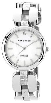 fashion наручные  женские часы Anne Klein 1675MPSV. Коллекция Diamond Bestwatch 6460.000