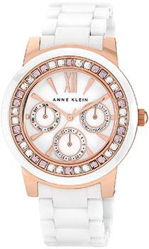 fashion наручные  женские часы Anne Klein 1682RGWT. Коллекция Ceramics Bestwatch 10800.000