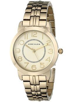 fashion наручные  женские часы Anne Klein 1790CHGB. Коллекция Daily