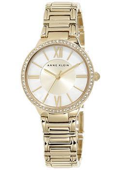 fashion наручные  женские часы Anne Klein 1794MPGB. Коллекция Crystal