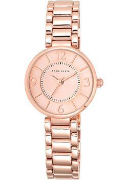 fashion наручные  женские часы Anne Klein 1870RGRG. Коллекция Daily