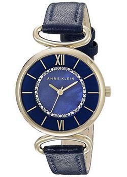 fashion наручные  женские часы Anne Klein 1932NMNV. Коллекция Crystal