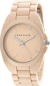 Anne Klein Часы Anne Klein 1957BLST. Коллекция Plastic