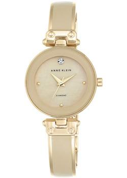 fashion наручные  женские часы Anne Klein 1980TMGB. Коллекция Diamond
