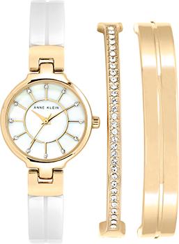20596819a2b2 fashion наручные женские часы Anne Klein 2048GBST. Коллекция Ring