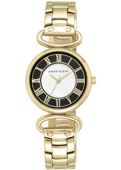fashion наручные  женские часы Anne Klein 2122BKGB. Коллекция Daily