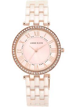 fashion наручные  женские часы Anne Klein 2130RGLP. Коллекция Ceramics