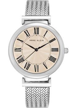 fashion наручные  женские часы Anne Klein 2135CRSV. Коллекция Daily