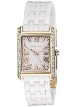 fashion наручные  женские часы Anne Klein 2138RGLP. Коллекция Ceramics