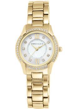 fashion наручные  женские часы Anne Klein 2160MPGB. Коллекция Crystal