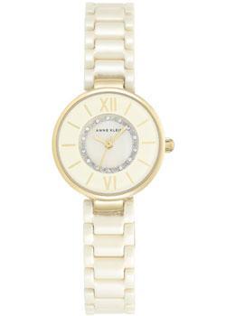 fashion наручные  женские часы Anne Klein 2178IVIV. Коллекция Ceramics