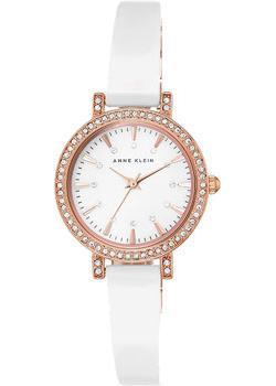 fashion наручные  женские часы Anne Klein 2180RGWT. Коллекция Ceramics
