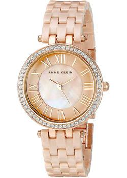 fashion наручные  женские часы Anne Klein 2200TNGB. Коллекция Ceramics