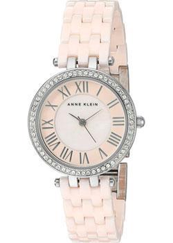 fashion наручные  женские часы Anne Klein 2201LPSV. Коллекция Ceramics