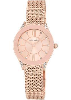 fashion наручные  женские часы Anne Klein 2208RGRG. Коллекция Ring